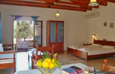Studios With Private Terrace And View | Image #5/17 | Crete chania  Village Near Beaches