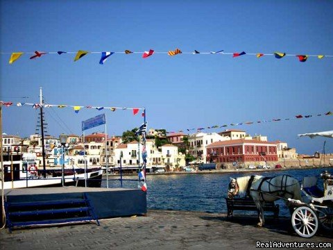 chania old Venitian port | Image #17/17 | Crete chania  Village Near Beaches