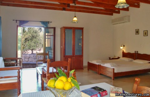 Studios With Private Terrace And View - Crete chania  Village Near Beaches