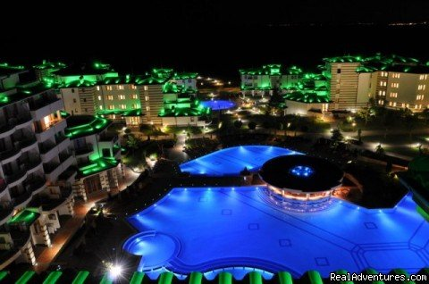 Image #4/5 | EMERALD BEACH 5 Star Resort Complex in Bulgaria