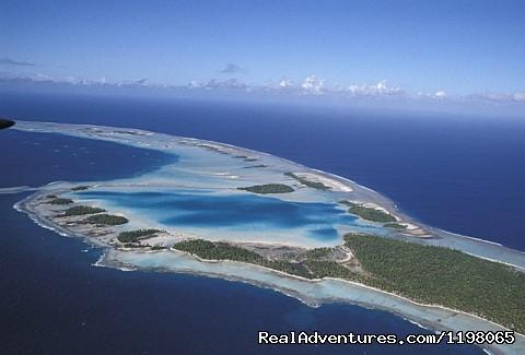 Blu Lagoon Rangiroa - Pension BOUNTY  Rangiroa Paradise Atoll