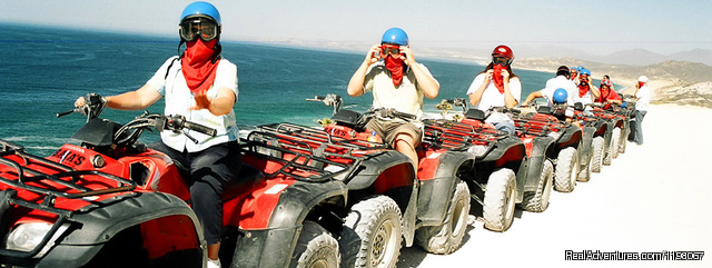 ATVS Tours - Cielito Lindo Travel Agency LLc