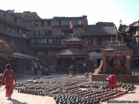 Bhaktapur Pottari center | Image #2/9 | Nepal Culture Tour