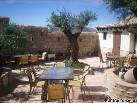 - Magnificent coach house close to Valencia
