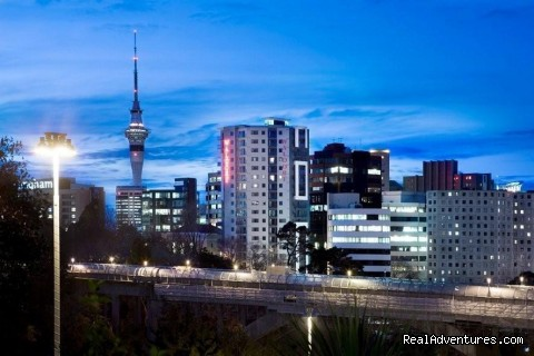 Auckalnd central location - St Martins Waldorf Apartments Hotel