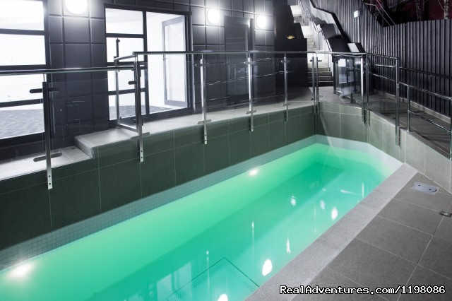 St martins waldorf apartments hotel auckland new zealand - University of auckland swimming pool ...
