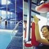 on site Gym & pool