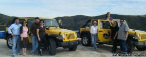 Jeep wine tasting tour Sight-Seeing Tours Temecula Valley, California