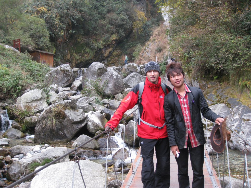 Image #2/10 | 10 days Classic Romantic Yunnan trek tour
