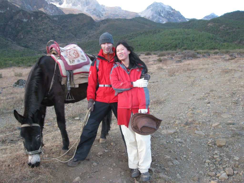 Image #3/10 | 10 days Classic Romantic Yunnan trek tour