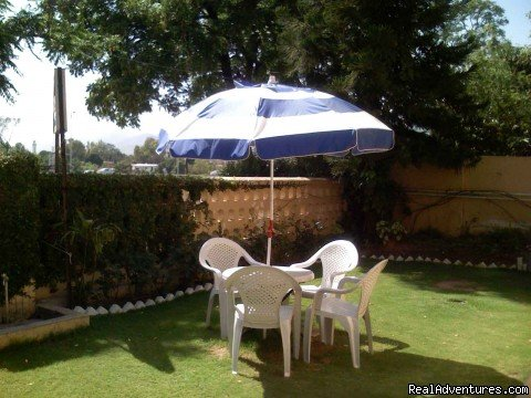 Lawn - NewCapeGrace Guest House | Image #3/25 | NewCapeGrace Guest House,Hotels IslamabaD Pakistan