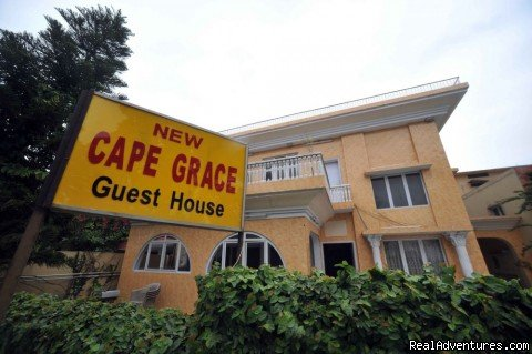 Property view - NewCapeGrace Guest House