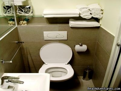 Bathroom - Studio apartment Exclusive Centre