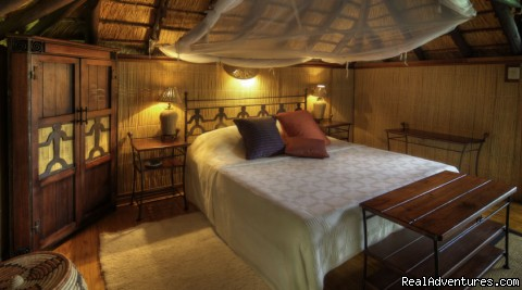 Comfortable room in Serengeti - Tanzania tours, African safaris destination