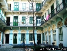 apartemet AIDA downtown Budapest