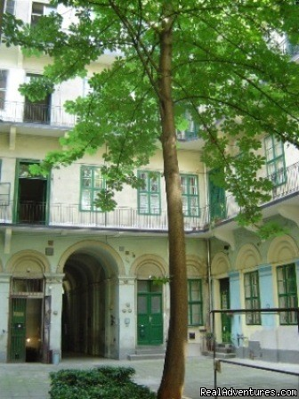 - apartemet AIDA downtown Budapest