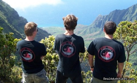 - Martial Arts Adventure Tours with Sensei Rick Tew