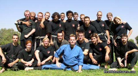 Image #2 of 16 - Martial Arts Adventure Tours with Sensei Rick Tew