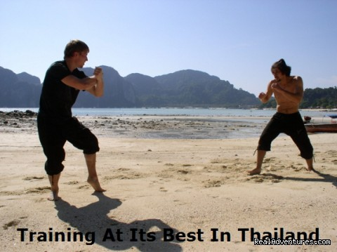 Image #6 of 16 - Martial Arts Adventure Tours with Sensei Rick Tew