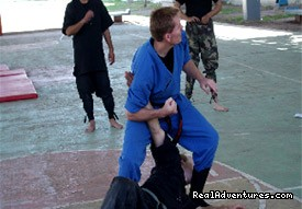 Image #9 of 16 - Martial Arts Adventure Tours with Sensei Rick Tew
