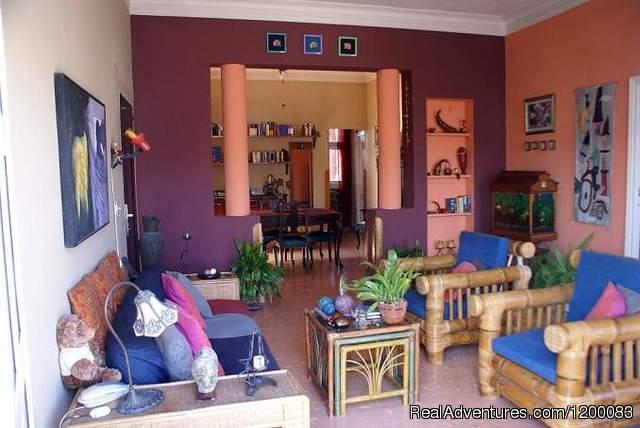 - Casa Lunass En El Centro De La Habana