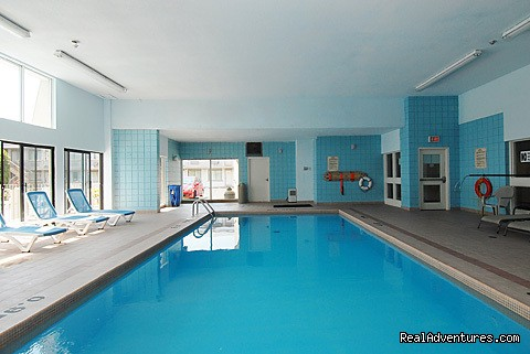 indoor pool - Niagara Lodge & Suites, Lundy's Lane, Niagara Fall