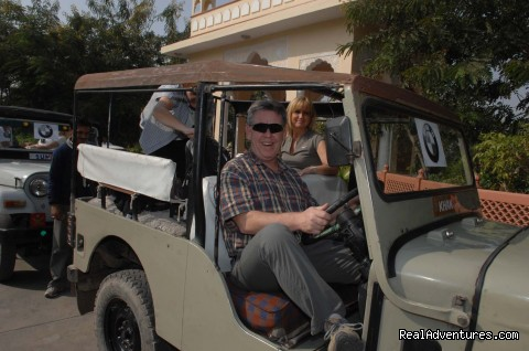 Indian Jeep - Mintcentive