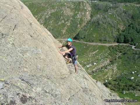 Image #9 of 15 - Rock and River: Kayaking & Rock Climbing  Safaris