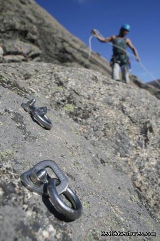 Image #14 of 15 - Rock and River: Kayaking & Rock Climbing  Safaris