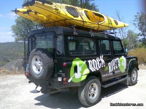 Image #11 of 15 - Rock and River: Kayaking & Rock Climbing  Safaris