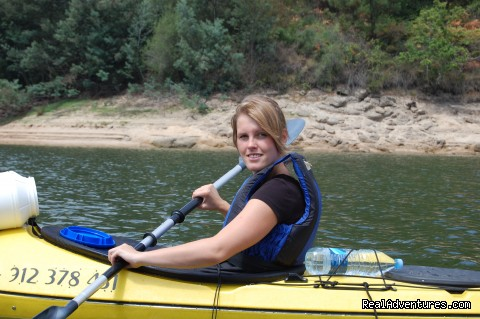 Image #7 of 15 - Rock and River: Kayaking & Rock Climbing  Safaris