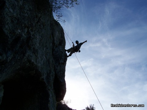 - Rock and River: Kayaking & Rock Climbing  Safaris