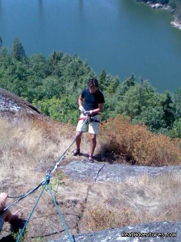 Image #12 of 15 - Rock and River: Kayaking & Rock Climbing  Safaris