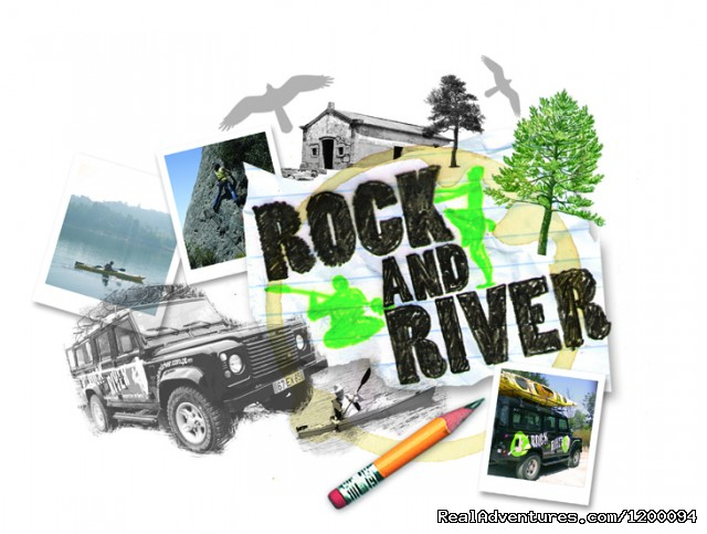 Image #1 of 15 - Rock and River: Kayaking & Rock Climbing  Safaris