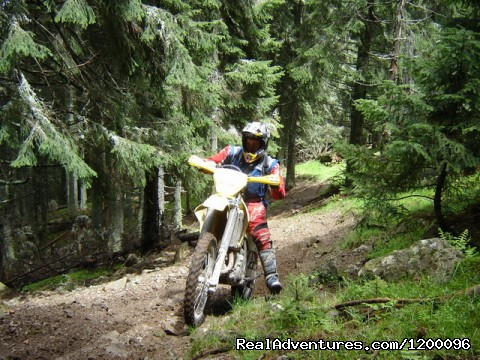 Enduro in Romania, Tarcu Mountains Tours