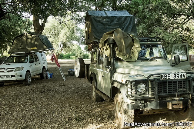 Roof Tent Hire  Kenya,Camper Hire Kenia,4x4 Kenya,