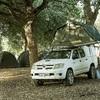 Roof Tent  in Kenya, Kenya Camper Hire ,4x4 Kenya