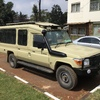 Self Drive 4x4, Camper Hire, Roof Tent Hire in Kenya