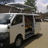 Safari Vehicle, Tour Van with open Roof , Adventure  Safari