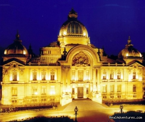 Bucharest - Palace of the Savings(CEC) - My Beautiful Romania - 12 days / 11 nights