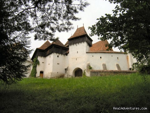 Viscri - Fortified Church - My Beautiful Romania - 12 days / 11 nights