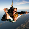 Skydive over the Florida Coastline