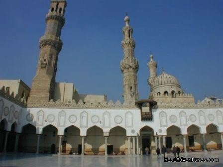 Azhar Mosque Cairo | Image #2/5 | Day trip to Cairo Pyramids from Sharm by flight