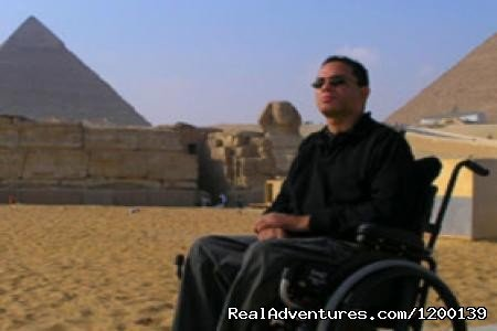 Accessible Travelers | Image #5/5 | Day trip to Cairo Pyramids from Sharm by flight