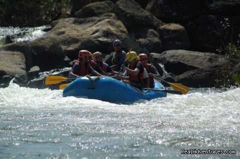 - The Barapole White Water Experience !!