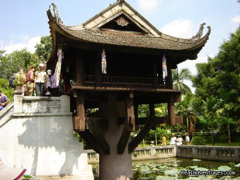 One Pagoda (#3 of 7) - HANOI-HALONG-HAIPHONG-HANOI - Vietnam Trip 04 days