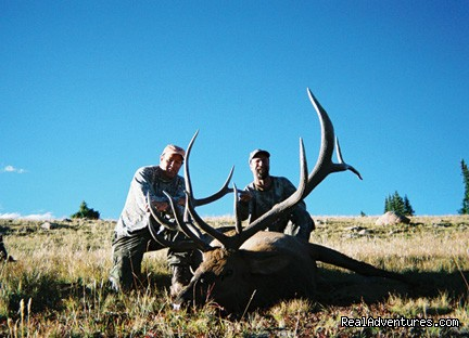 Colorado Elk Hunting - C Lazy U Ranch... Colorado's Premier Guest Ranch