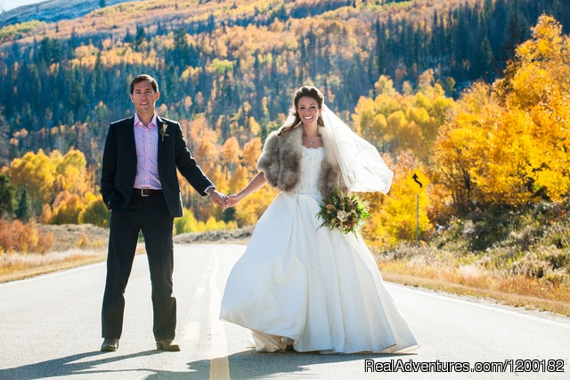 Weddings - C Lazy U Ranch... Colorado's Premier Guest Ranch