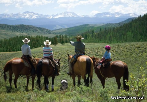 Family Horse Rides (#12 of 15) - C Lazy U Ranch... Colorado's Premier Guest Ranch