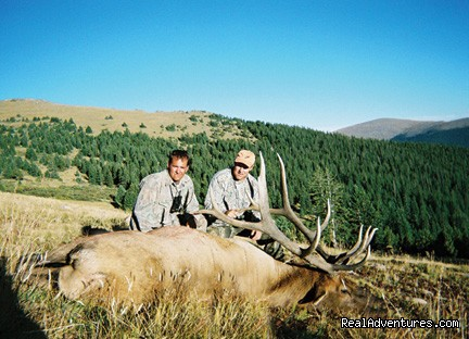 Colorado Elk Hunts (#15 of 15) - C Lazy U Ranch... Colorado's Premier Guest Ranch